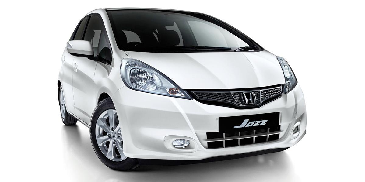 Noleggio Honda Jazz - Albuggy Rent Olbia,